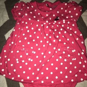 Carters dress romper